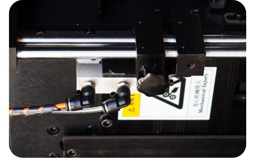 EKLH-V6全自动弯字机送料支架