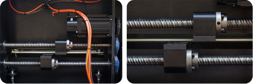 EKLH-V6全自动弯字机双滚珠丝杠